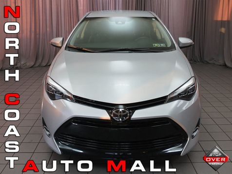 2017 Toyota Corolla SE CVT in Akron, OH