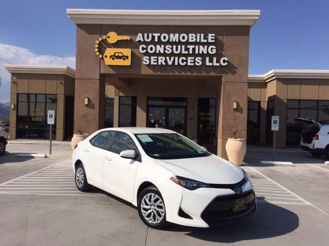 2017 Toyota Corolla LE Bullhead City, Arizona 0