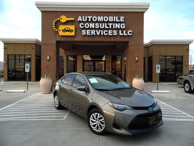 2017 Toyota Corolla LE Bullhead City, Arizona 0