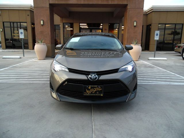 2017 Toyota Corolla LE Bullhead City, Arizona 1