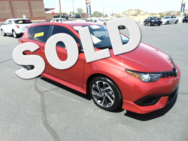 2017 Toyota Corolla iM  | Kingman, Arizona | 66 Auto Sales in Kingman Arizona