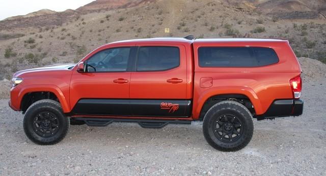2017 Toyota Nissan Camper Shells Truck Toppers Truck Caps  in Phoenix AZ