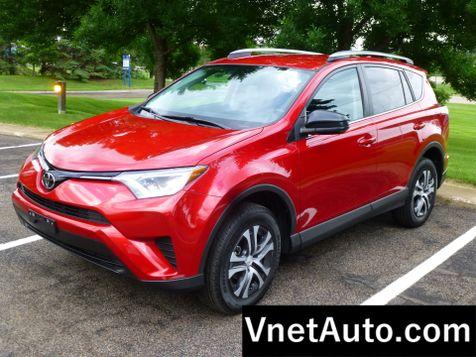 2017 Toyota RAV4 LE in Minnetonka, Minnesota