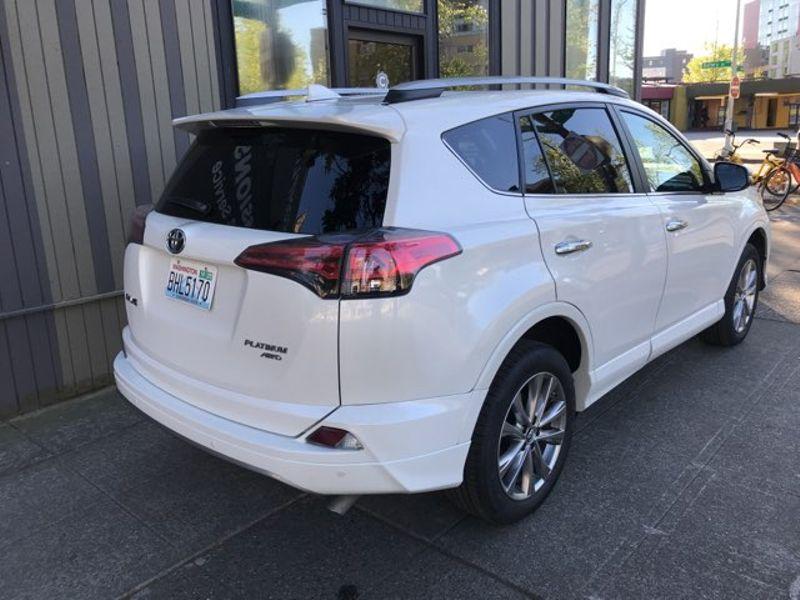 2017 Toyota Rav4 Platinum  city Washington  Complete Automotive  in Seattle, Washington
