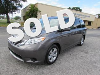 2017 Toyota Sienna in Clearwater Florida