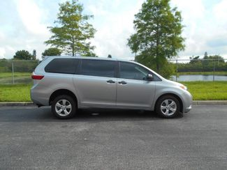 2017 Toyota Sienna L Wheelchair Van Pinellas Park, Florida 2