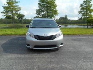 2017 Toyota Sienna L Wheelchair Van Pinellas Park, Florida 3