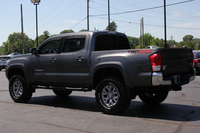 2017 Toyota Tacoma TRD Off Road Double Cab 4x4 Mooresville , NC 17