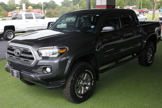 2017 Toyota Tacoma SR5 Double Cab 4x4 - LIFTED! Mooresville , NC 22