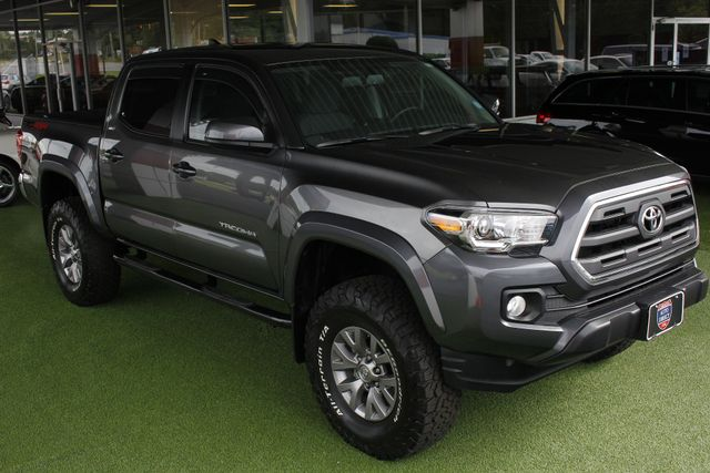 2017 Toyota Tacoma SR5 Double Cab 4x4 - LIFTED! Mooresville , NC 21