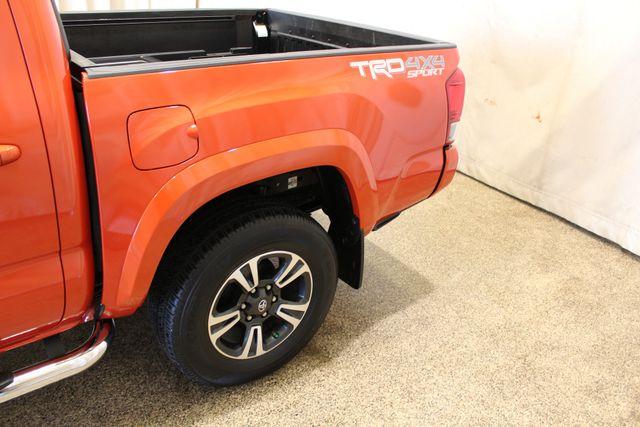 2017 Toyota Tacoma TRD Sport Roscoe, Illinois 9