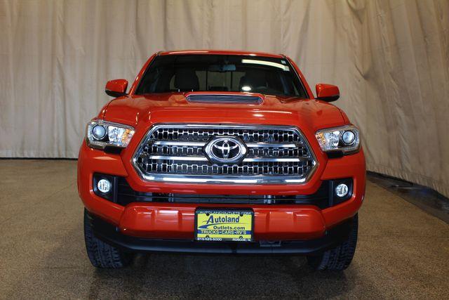 2017 Toyota Tacoma TRD Sport Roscoe, Illinois 2