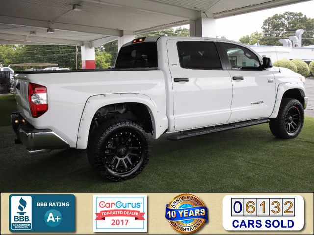 2017 Toyota Tundra SR5 CrewMax 4x4 - LIFTED! Mooresville , NC 2