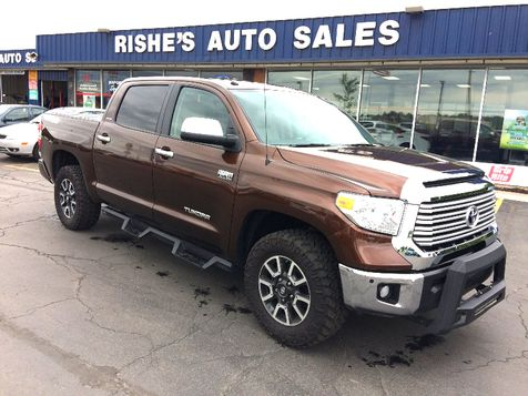 2017 Toyota Tundra TRD Limited | Rishe's Import Center in Ogdensburg, New York