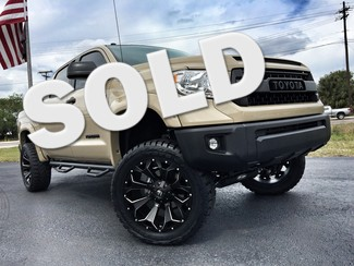 2017 Toyota Tundra CUSTOM LIFTED CREWMAX 4X4 V8 LEATHER in ,, Florida