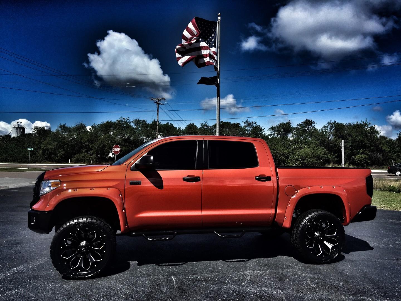 Used Toyotas For Sale Near Me >> 2017 Toyota Tundra Inferno Orange | Upcomingcarshq.com