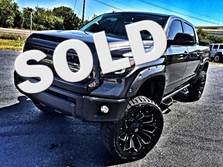 2017 Toyota Tundra CUSTOM LIFTED LEATHER CREWMAX 4X4 V8 in , Florida