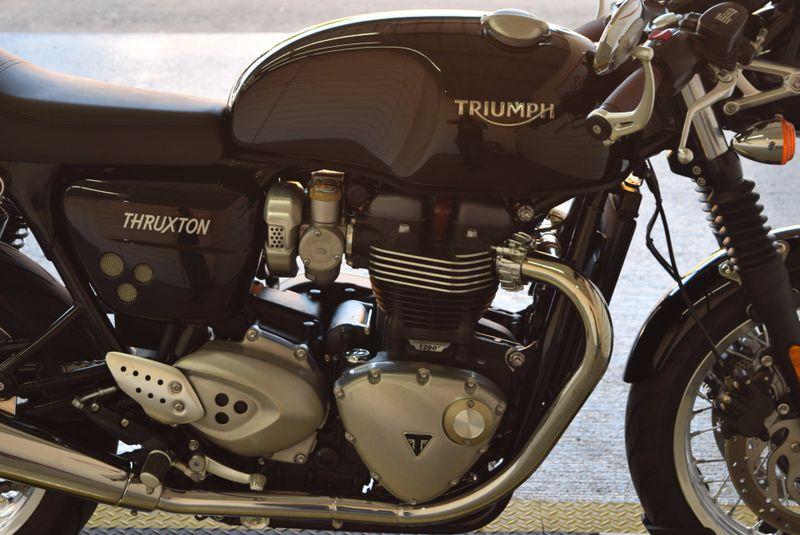 2017 Triumph Thruxton 1200   city TX  Hopper Cycle Center  in , TX
