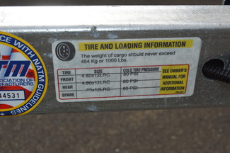 2018 Venture Boat Trailer VB-1000, Fits 12-14ft Boat East Haven, Connecticut 10