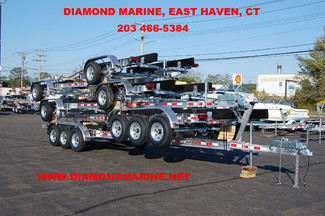 2017 Venture Boat Trailers I-Beam Aluminum East Haven, Connecticut