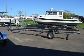 2017 Venture VP-24-25 Pontoon Trailer Fits 22-24ft pontoon, 2500lb capacity East Haven, Connecticut 3