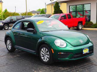 2017 Volkswagen Beetle 1.8T S | Champaign, Illinois | The Auto Mall of Champaign in  Illinois