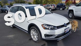 2017 Volkswagen Golf Alltrack SE AWD | Ashland, OR | Ashland Motor Company in Ashland OR