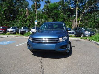 2017 Volkswagen Tiguan 2.0T LEATHER. CAMERA. HTD SEATS SEFFNER, Florida