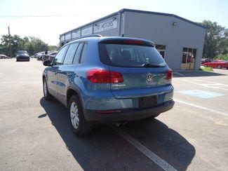 2017 Volkswagen Tiguan 2.0T LEATHER. CAMERA. HTD SEATS SEFFNER, Florida 11