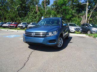 2017 Volkswagen Tiguan 2.0T LEATHER. CAMERA. HTD SEATS SEFFNER, Florida 5