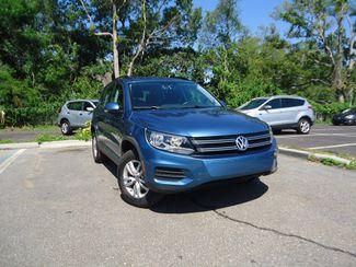 2017 Volkswagen Tiguan 2.0T LEATHER. CAMERA. HTD SEATS SEFFNER, Florida 9