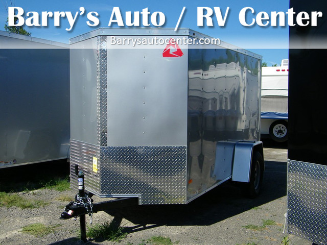 2017 Wells Cargo CargoTrac 5 x 10 CT5X101  city NY  Barrys Auto Center  in Brockport, NY