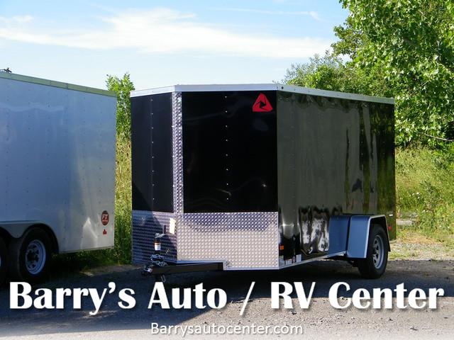 2017 Wells Cargo CargoTrac 6 x 12 CT6X121  city NY  Barrys Auto Center  in Brockport, NY