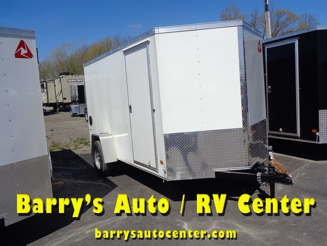 2017 Wells Cargo CargoTrac 6 x 12 CT6X121  city NY  Barrys Auto Center  in Brockport, NY