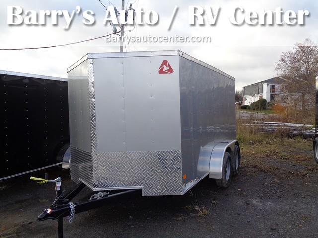 2017 Wells Cargo CargoTrac 7 x 12 CT7X122  city NY  Barrys Auto Center  in Brockport, NY