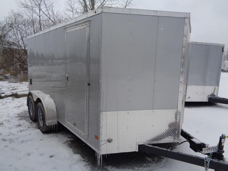 2017 Wells Cargo CargoTrac 7 x 14 CT7X142  city NY  Barrys Auto Center  in Brockport, NY