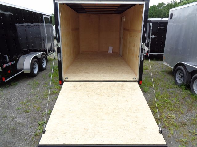 2017 Wells Cargo CargoTrac 7x14 CT7X142  city NY  Barrys Auto Center  in Brockport, NY