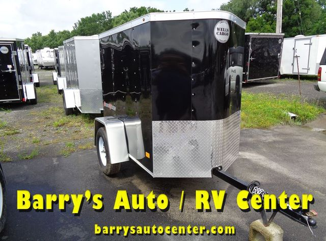 2017 Wells Cargo FastTrac 4 x 6 FT4X61  city NY  Barrys Auto Center  in Brockport, NY