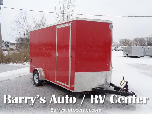 2017 Wells Cargo FastTrac 7 x 12 FT7121  city NY  Barrys Auto Center  in Brockport, NY