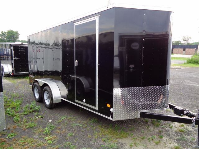 2017 Wells Cargo FastTrac 7 x 16 FT7162  city NY  Barrys Auto Center  in Brockport, NY