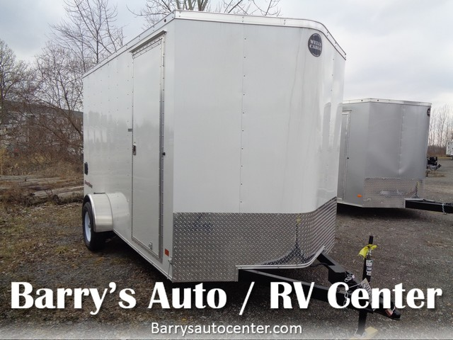 2017 Wells Cargo FastTrac 7x12 FT7121  city NY  Barrys Auto Center  in Brockport, NY
