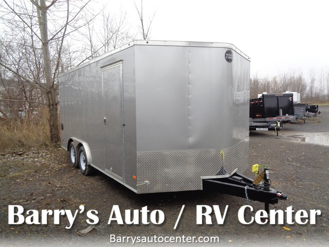 2017 Wells Cargo FastTrac 85 x 16 FT85162  city NY  Barrys Auto Center  in Brockport, NY