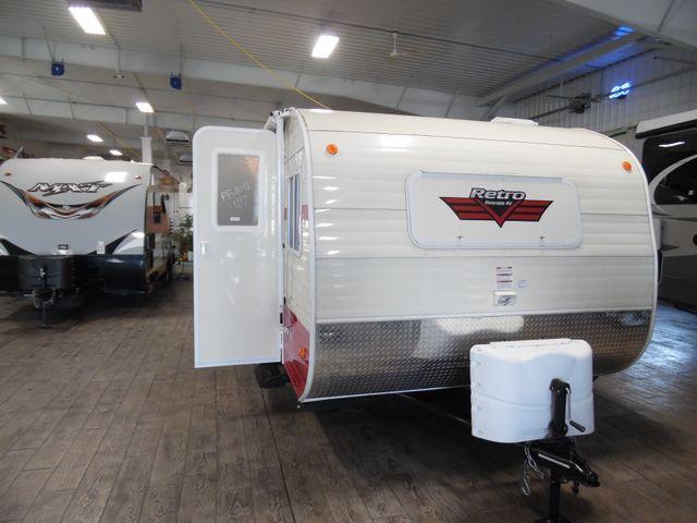 2017 Riverside Rv Retro 177SE Mandan, North Dakota 3