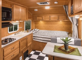 2017 Riverside Rv Retro 180R Mandan, North Dakota 4
