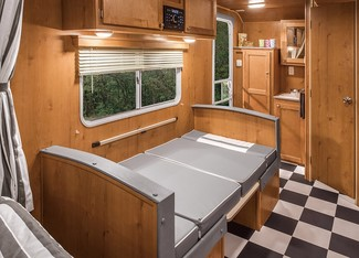 2017 Riverside Rv Retro 180R Mandan, North Dakota 6