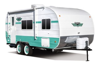2017 Riverside Rv Retro 180R Mandan, North Dakota