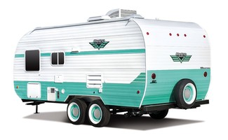 2017 Riverside Rv Retro 180R Mandan, North Dakota 2