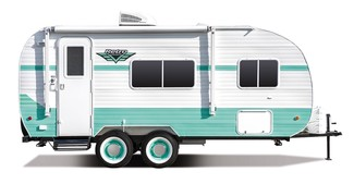 2017 Riverside Rv Retro 180R Mandan, North Dakota 1