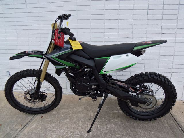2017 Xmotos XZ 250 Dirt Bike Daytona Beach, FL 0