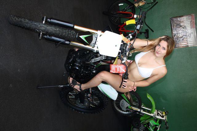 2017 Xmotos XZ 250 Dirt Bike Daytona Beach, FL 4